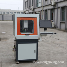 Half Cover Fast Moving Speed CNC Engraver Machine
