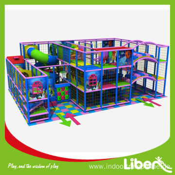 Kids indoor play center equipment