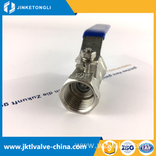 new products heating system no leak ANSI SS 50mm manual ball valve