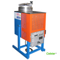 Colorful display temperature solvent recovery machine