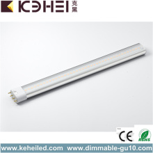 High Efficiency Factory for 12W 2G11 Tubes High CRI LED Tube Light 17W 30000h supply to Kiribati Importers