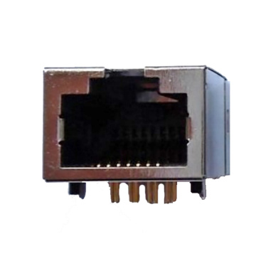 RJ45 8P8C Sink in Type No Led No EMI