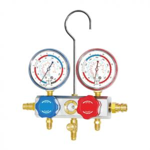 factory low price for  Aluminum manifold gauge set CT-136G supply to Sri Lanka Suppliers