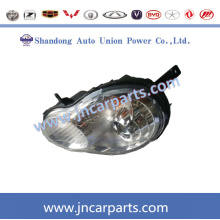 China Gold Supplier for Lifan 520 Parts Lifan320 Head Lamps L F4121100c1 R F4121200c1 export to Thailand Factory