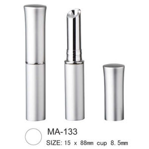 Slim Round Aluminium Lipstick Packaging