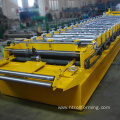 2017 newest building material roof tile iron sheet rolling machine
