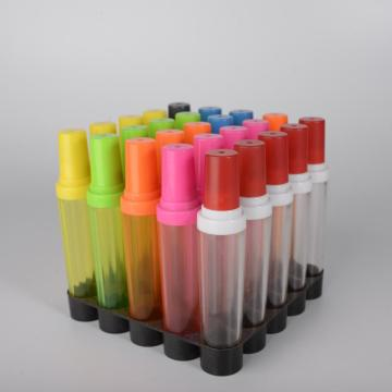 Colorful Bottle for Butane Gas Refill