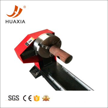 High quality automatic round pipe plasma cutting machine