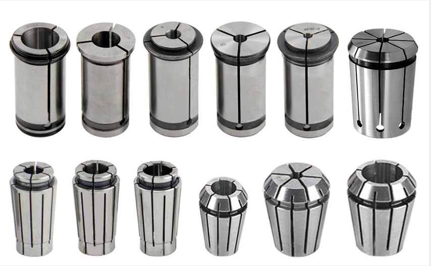 clamping collet