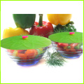 Colorful Flexible Food Grade Silicone Lids Set