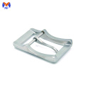 Metal roll pin belt buckle for men