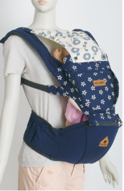 Fashion high quality blue color baby carrier