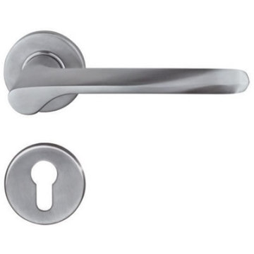 Kitchen Door Lever Solid Handle