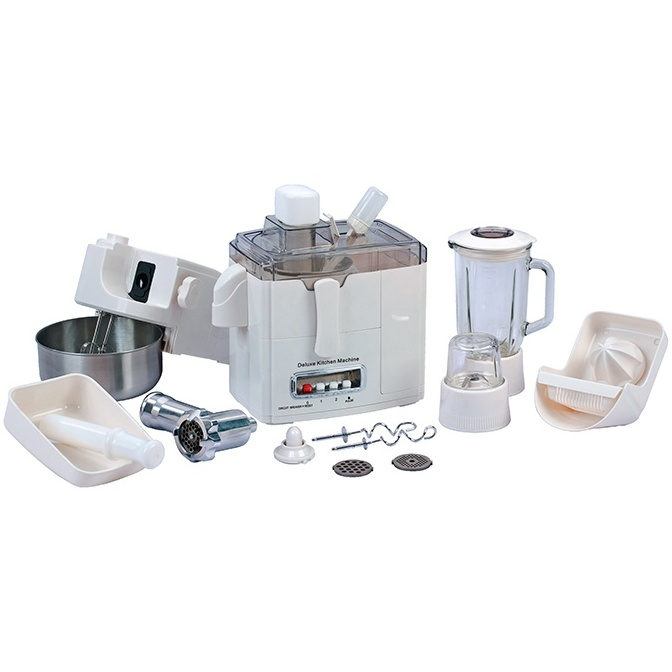 10 in 1 food processor with glass blender