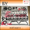 excavator D7E engine gasket bearing piston ring liner