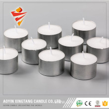 Dripless Top Rated White Tealight Candle