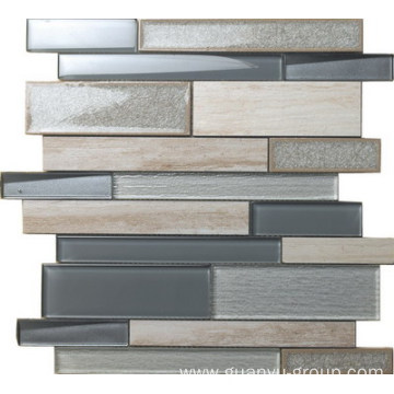 stone and glass mosaic