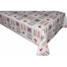 Pvc Printed fitted table covers Length
