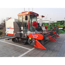 Rice Combine Harvester made of steel material