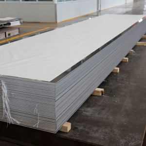 3003 rust-proof aluminum plate with factory price