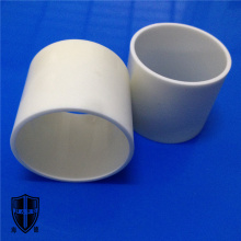alumina ceramic tube sleeve bushing machining parts