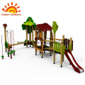 Plastic playground playhouse equipment outdoor toy