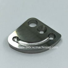 High Speed CNC Milling Aluminium Blcok