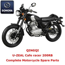 Qingqi Cafer Racer Complete Motorcycle Spare Part
