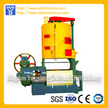 200 Screw oil press machine hot & cold pressing