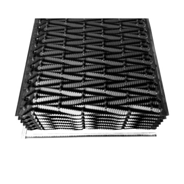 1200x500mm Cooling Tower PVC S Wave