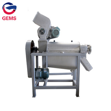 Screw type Apple Juice Extractor Machine