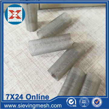 SS 316 Oil Separator Filter Tube
