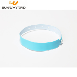 OEM Customized for Pvc Disposable RFID Wristbands Fitness Rfid Smart Wristband Proximity Disposable Wristbands supply to China Manufacturers