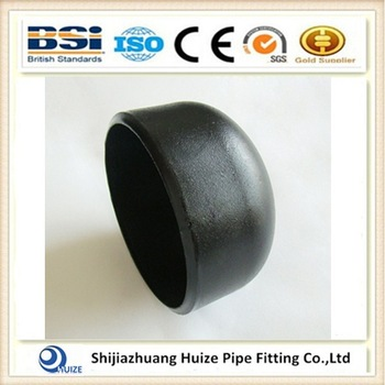 A234WPB carbon steel pipe end cap