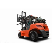 Cheap price for China 7.0 Ton LPG&Gasoline Forklift, Forklift With Double Air Filter, High Standard Forklift Exporter 5.0 Ton Big Ton LPG&Gasoline Forklift supply to Albania Importers