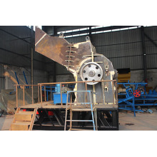 Metal Scrap Briquette Breaker Recycling Machine
