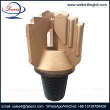 "6"" 152mm alloy steel drilling step drag bit"