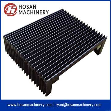 Stainless Hinged Belt Type Chip conveyor