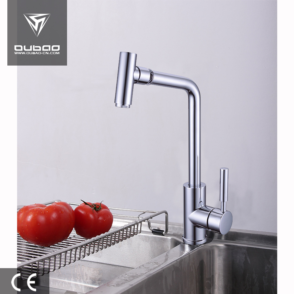 Counter Top Mixer Faucet for Kitchen