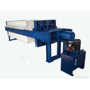 Automatic Sewage Dewatering Plate Frame Filter Press