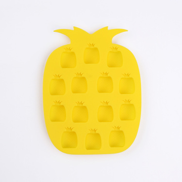 Pineapple Shape Silicone Ice Cube