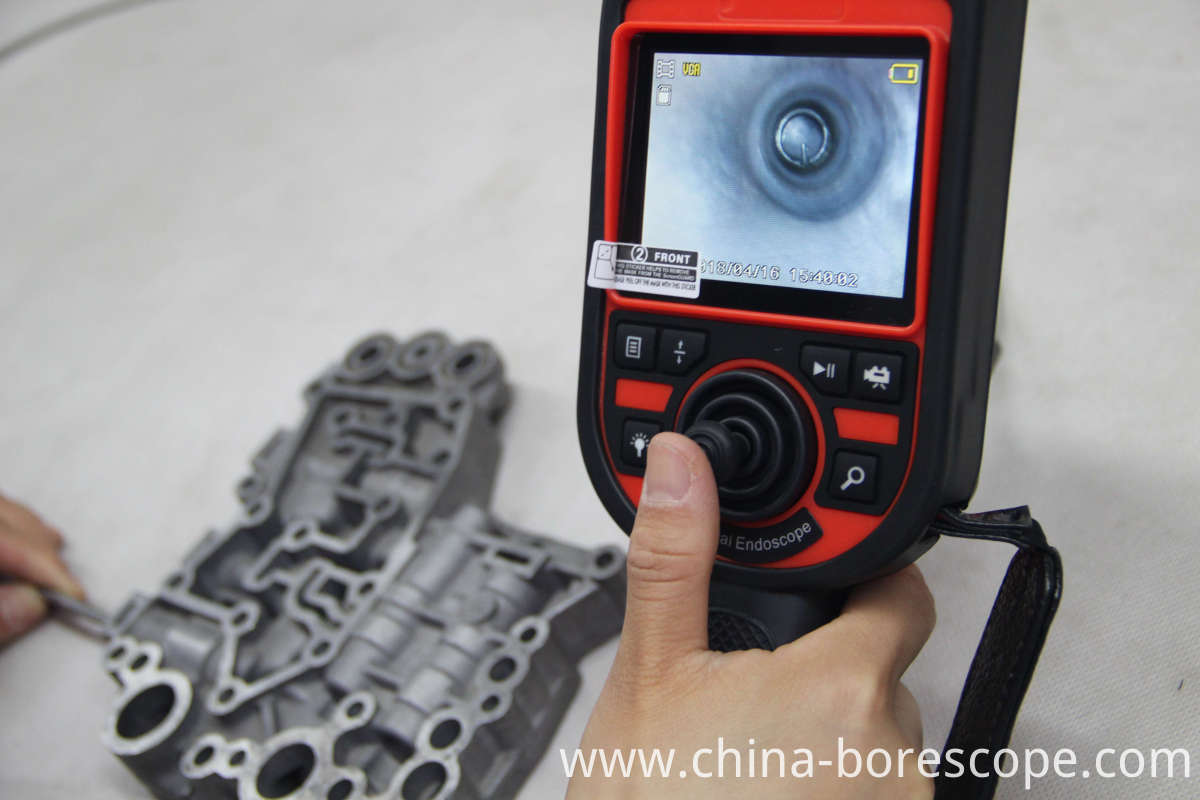 Industrial borescopes