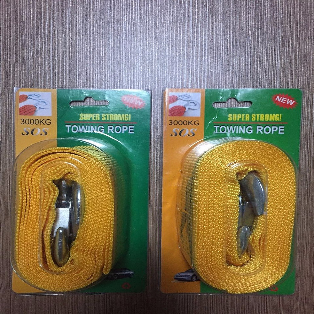 emergency custom tow strap