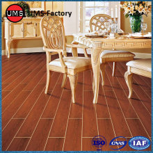 Rustic wood effect tiles kitchen for floor