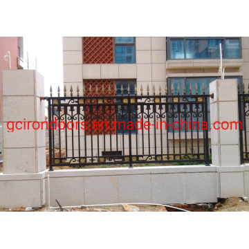 Fast Delivery for Steel Fence Popular Design Iron Fencing export to China Macau Exporter