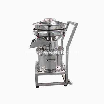 Low noise 450 juice vibrating filter sieve