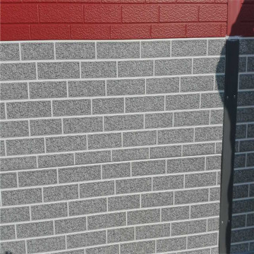 PU foam exterior wall siding panels