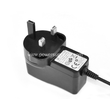 22V 0.9A Power Supply Pi bon adaptè pouvwa