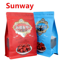 Quality for Stand Up Ziplock Bag Printed Plastic Stand Up Bag supply to Portugal Suppliers