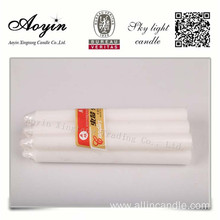 Flameless White Candle with Cheap Price